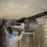 perforazione cemento Milano